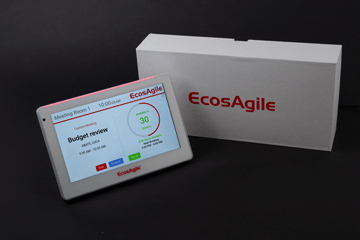 EcosAgile Booking System for Meeting, Rooms and Coworking Workspaces